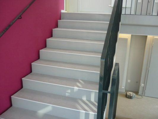 habillage escalier