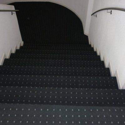 habillage escalier bois